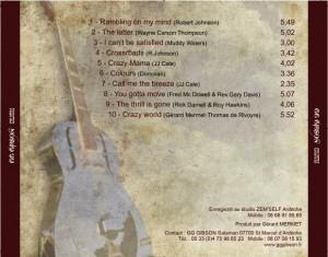 CD Colours Verso