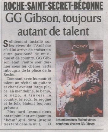 Article DL La Roche Saint Secret 2012