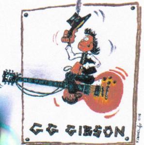 Dessin Franck GG Gibson